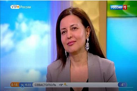 Rossia 1 Good Morning 150318